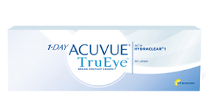 1-DAY ACUVUE® TruEye® product packshot